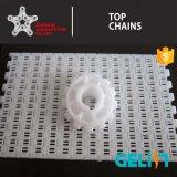 Banda transportadora del acoplamiento plástico de la industria alimentaria de la lavadora de 900 series B-2