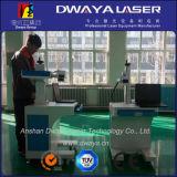 Laser Marking Engrave da fibra em Metal e em Hard Plastic