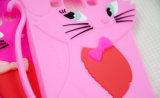 のためSamsung S6の端(XSDW-006)のiPhone 6s/6plusの漫画のトム猫のシリコーンの箱