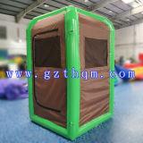 Cabina attraente Wedding della foto della tenda gonfiabile del cubo rispettosa dell'ambiente