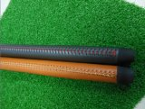 Golf Putter Grips mit Real Leather und Stitching