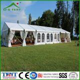 Grande tente en aluminium de PVC de structure de bâti
