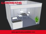 3X3 Cabine van de Tentoonstelling van Auminum de Modulaire Standaard (gc-3X3)