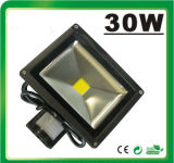 Control remoto 30W RGB LED de luz al aire libre LED Floodlight