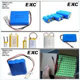 厚さ電池102050李イオン電池3.7V 1000mAhポリマー電池