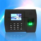 Sistema biométrico de la atención del tiempo de la huella digital con WiFi sin hilos (5000T-C/WiFi)