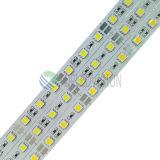照明のためのサポートを薄暗くするLEDの堅いストリップ5050 60LEDs/M 14.4W