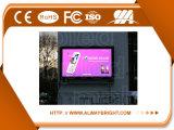 Écran extérieur élevé d'Afficheur LED de la publicité commerciale de la définition P8 DEL