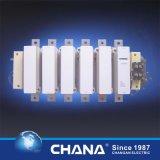 Contator elétrico magnético da C.A. do contator 3p 4p 780A do contator LC1-F da C.A. de Cjx2-F (stanard de 115A-1000A IEC60947-4-1)