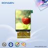 Visualización del ODM LCD pequeña pantalla táctil de 2.4 pulgadas con Rtp