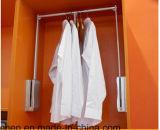 Высокий лоснистый шкаф двери Openning