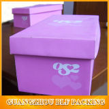 Cadres de chaussure ordinaires bon marché de carton (BLF-GB479)