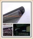 Fábrica del acoplamiento de la ventana del mosquito de la fibra de vidrio de China
