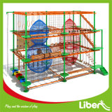 Curso Indoor Adventure Course Indoor Ropes