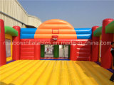 Saleのための普及したOutdoor Gaint Inflatable Basketball Field