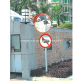 """도로 방법과 주차장을%s 볼록한 옥외 안전 미러 600mm 또는 24 """""""