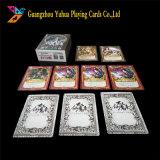 Fábrica da impressão dos cartões de jogo da alta qualidade