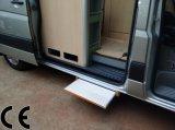 Autobús eléctrico Foot Paso Eléctrica Paso deslizante