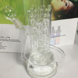Neuestes gekommenes Glasrecycler-tolles Ei-Glaswasser-Rohr des rohr-710