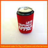 Kundenspezifisches Drucken-roter Neopren-Wein-Kühler