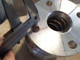 ASME Sb466/Sb467/Sb543 Uns C71500 CuNi 70/30 de flange de cobre niquelar