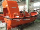 bateau de sauvetage de fibre de 4.5m