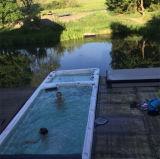 Grande piscine de la STATION THERMALE 7.5meters de bain fournissant plus de liberté