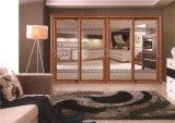 Раздвижная дверь полости конструкции изготовления Кита новая для живущий комнаты дешево модные 2901
