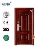 Porta de aço luxuosa (RA-S033)
