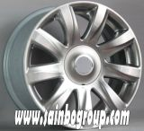 18X9.5 Polished Gloss Black Car Alloy Rims für Sale