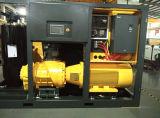 Compressore d'aria variabile a magnete permanente della vite di velocità