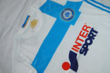 Jersey blancs du football de Marseile, T-shirts du football