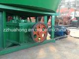 Moulin humide de carter de carter de deux rouleaux de moulin de minerai humide d'or