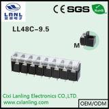 Blocchetti terminali della barriera nera Ll48r-9.5