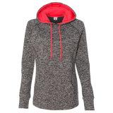 Jasje Met een kap Hoodies van de Laag van het Sweatshirt van vrouwen het Warme