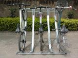 Прочным гальванизированный шлицем вертикальный шкаф стоянкы автомобилей Bike
