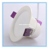 Downlight enfoncé par 18W (6 pouces pour substituer Downlight traditionnel)