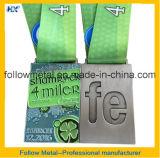 Медаль сувенира сплава цинка с магнитом