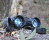 """a escala binocular da visão noturna 300m de 4X50 Digitas toma a foto 5MP & o vídeo 720p com os 1.5 """" TFT LCD"""