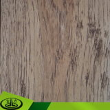 Papel decorativo del grano de madera atractivo del diseño para el suelo