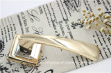 Het gouden Handvat Van uitstekende kwaliteit van de Deur van de Legering van het Zink van het Ontwerp van Nice
