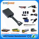 Perseguidor do carro do GPS do fabricante com sistema de vigilância do nível de combustível