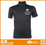 Camiseta de la impresión del pecho del polo de la manera de los hombres