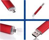 Mecanismo impulsor caliente de la pluma de la venta OTG para los regalos promocionales del teléfono