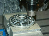 El final superficial bonito parte piezas del CNC