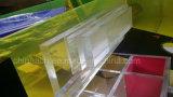 La feuille acrylique claire /Clear a moulé la feuille acrylique/panneau clair d'acrylique de PMMA/