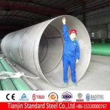Tubo 310S dell'acciaio inossidabile per strumentazione a temperatura elevata