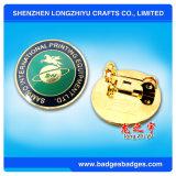 Personalizado Polígono Badge Alta Calidad Precio Razonable