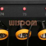 Cremagliere di carico della lampada di minatore di saggezza Nwcr-102A LED