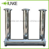 """4 """"8"""" Stainless Steel 304 RO Membrane Housing for Water Treatment"""